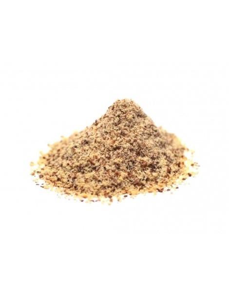Der Mandel-Mehl mit der Haut