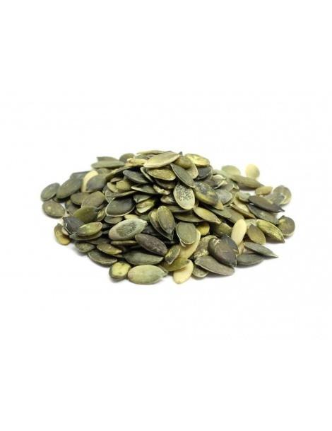 Les graines de citrouille