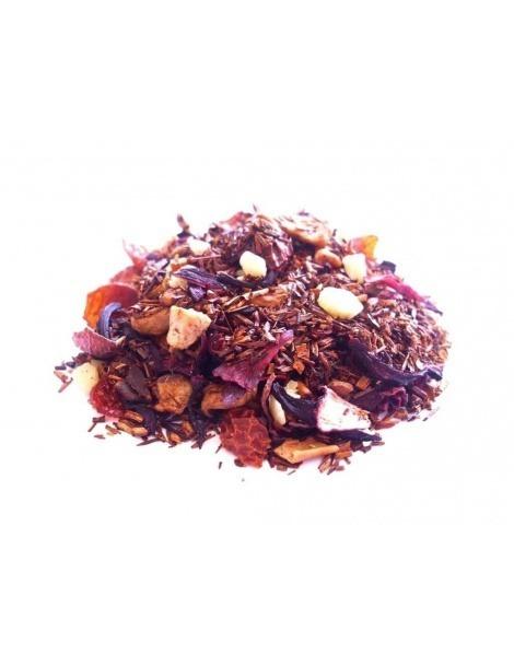 红茶,美杏仁和肉桂