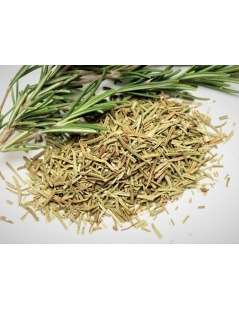 Chá de Alecrim (Rosmarinus officinalis)
