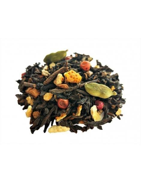 Thé rouge Pu Erh de la Route des Épices