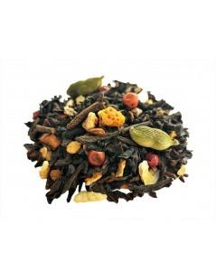 Chá Vermelho Pu Erh Rota das Especiarias