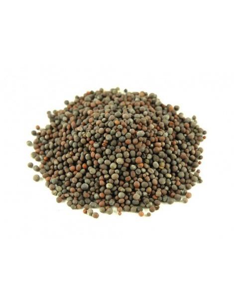 Mostarda Preta, sementes