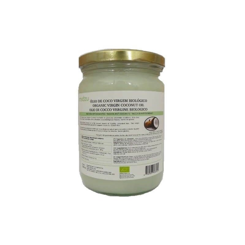 Virgin Coconut oil Bio 500ml