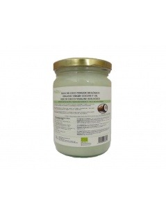 Organic Virgin Coconut Oil - 500ml