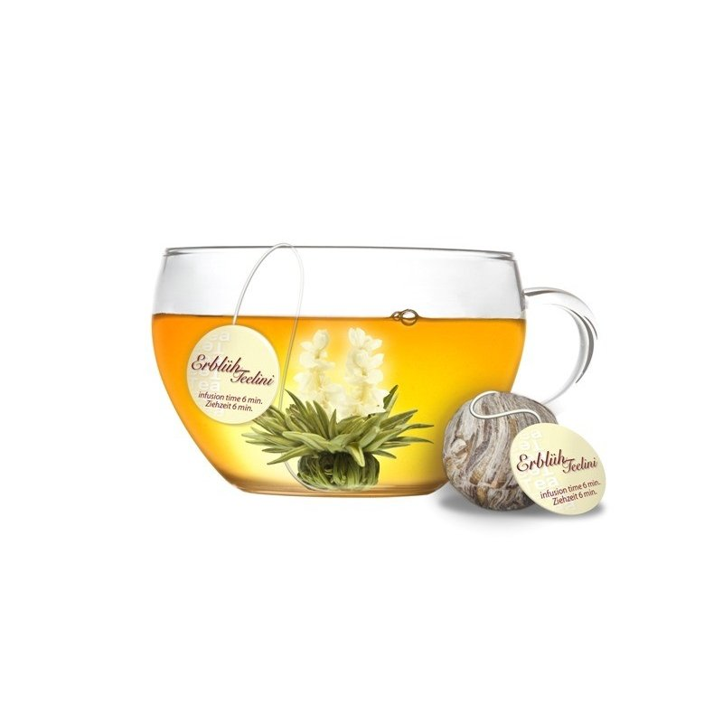 Tea cup with lid Tealini - 200ml