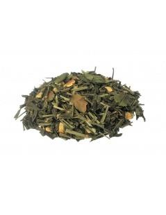 Chá Branco com Limão e Gengibre