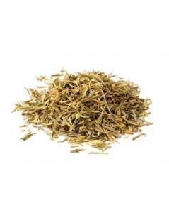 El té de Tomillo (Thymus vulgaris)