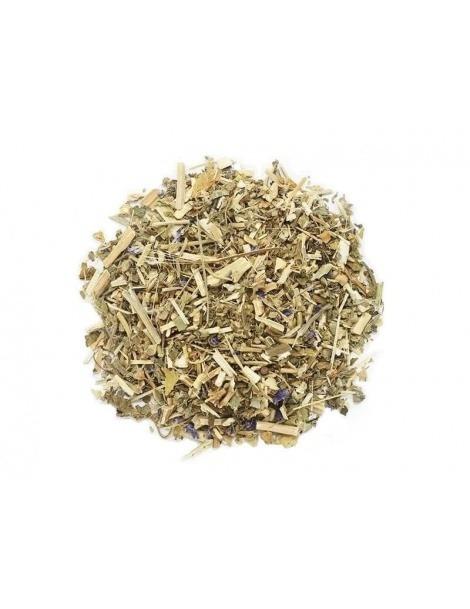 Tè con foglie di Malva (Malva Sylvestris)