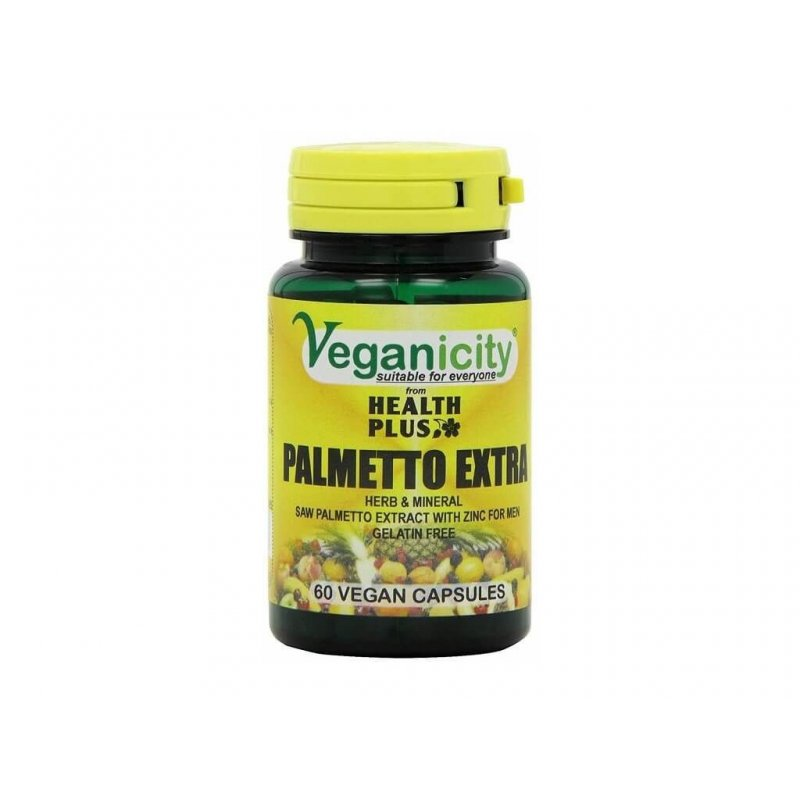 Prostate Supplement (Saw Palmetto) - 60 Caps