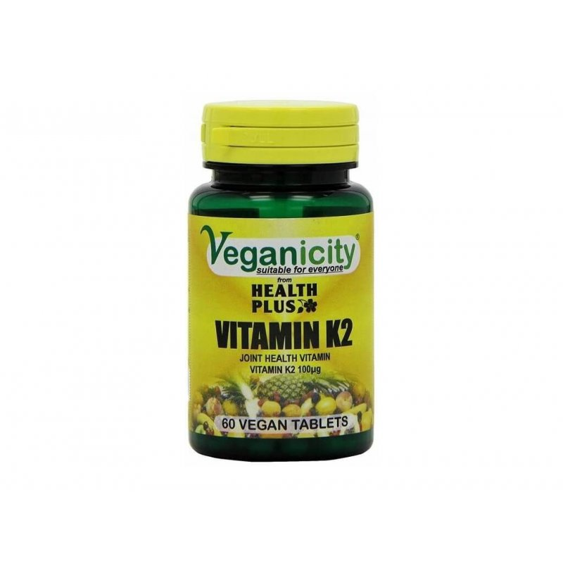 Vitamin K2 Supplement - 60 Caps