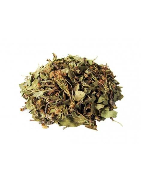Tee von Weißdorn (Crataegus oxyacantha L)
