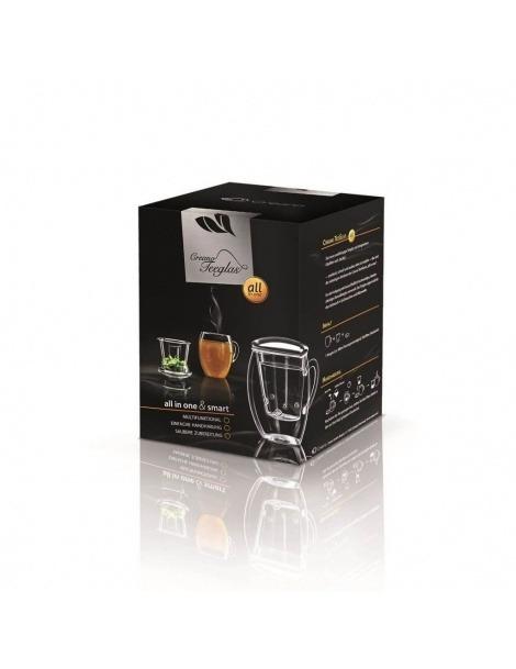 Tazza di Vetro Teaglass - 400ml