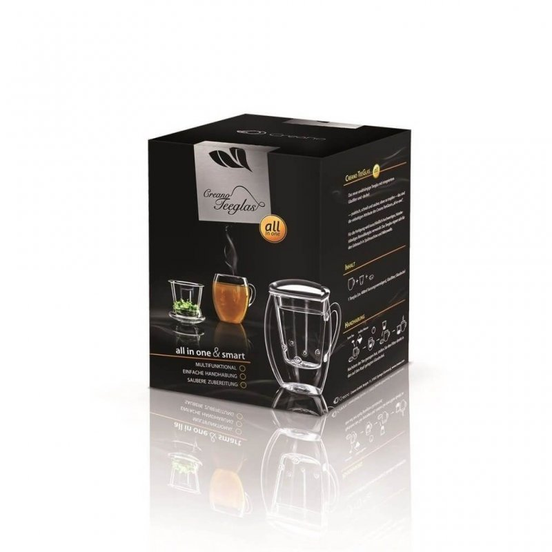Becher Glas Teaglass - 400ml