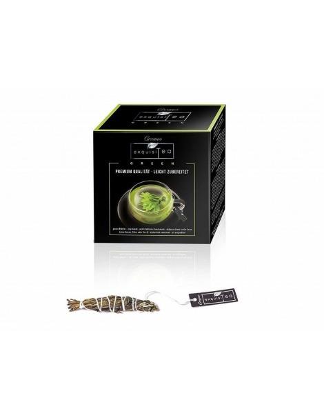 ExquisiTea - Chá Verde - Caixa 12 Unidades