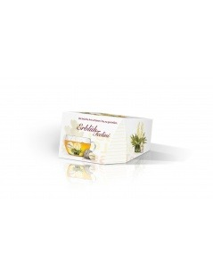 Box Tealini mit 8 Blüten + Cup