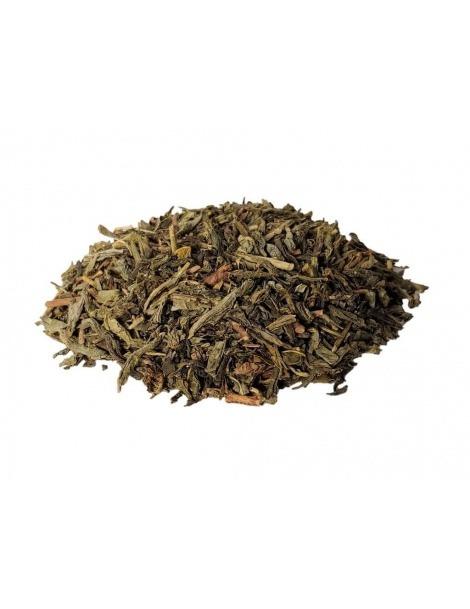 Thé Vert sans caféine (Décaféiné)