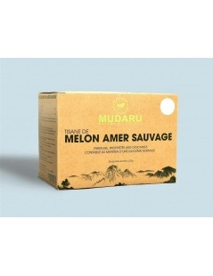 Thé de Melon Amer - Momordica charantia - 25 Sachets