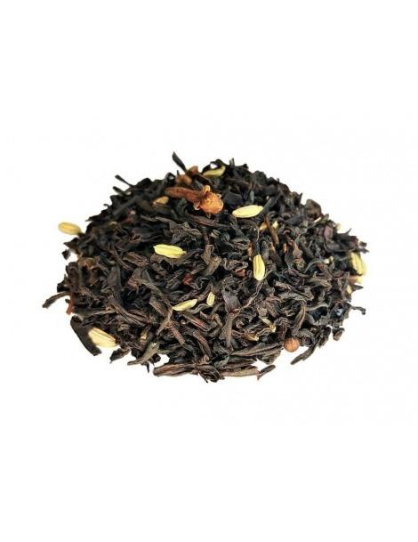 Thé Noir, D'Épices Asiatiques