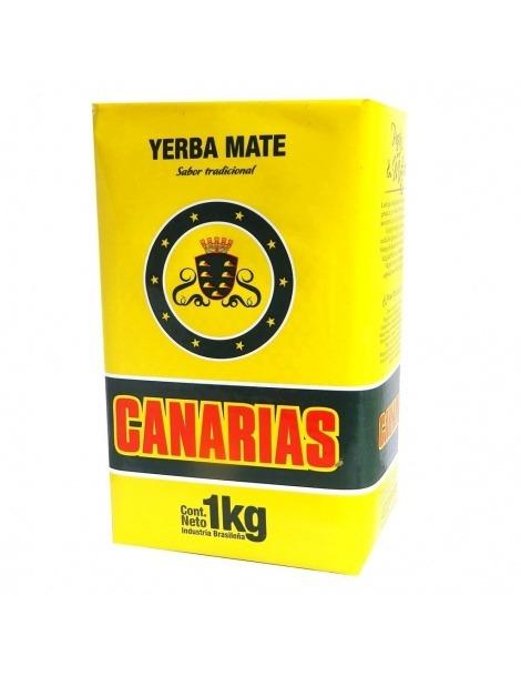 Yerba Mate Canarias Tradicional - 1 kg