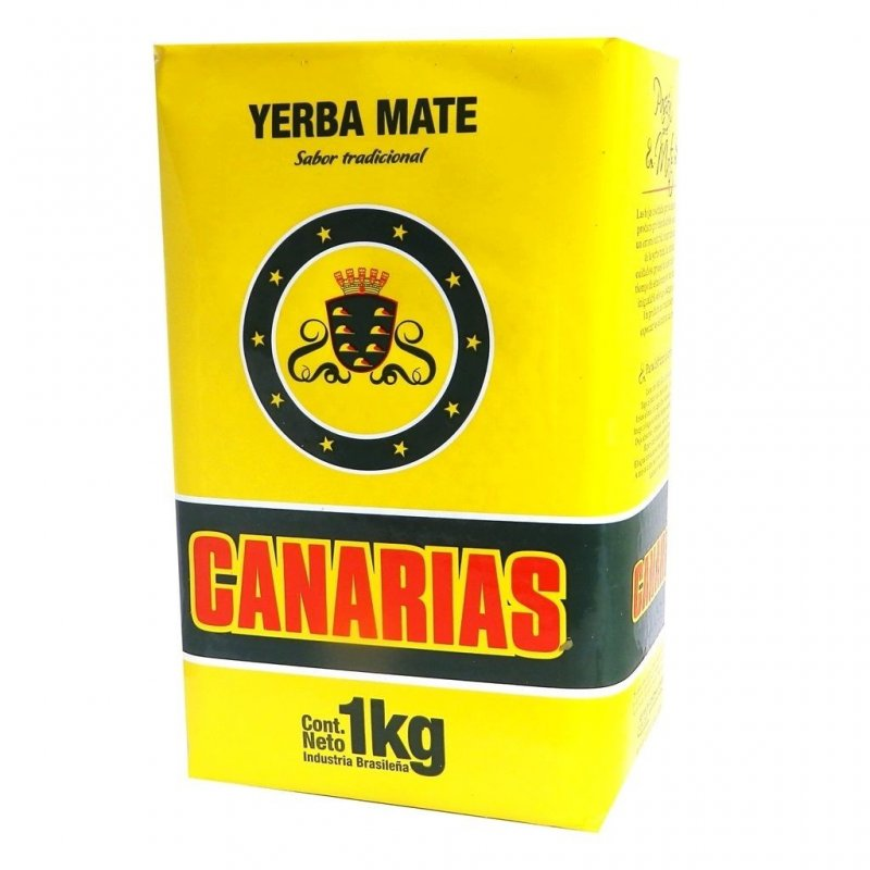 Yerba Mate Canarias Traditionnelle - 1kg