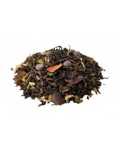 Tè Nero con Cioccolato e Menta