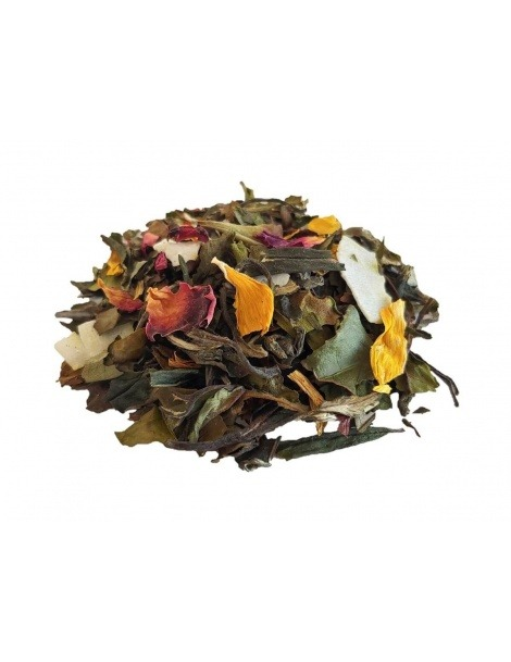 Chá Branco Sol Nascente