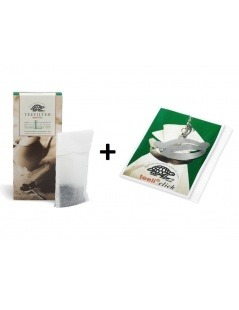 Paper Tea Filters size L - 100 Units