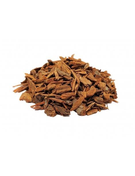 Chinarinde Rot geschnitten (Cinchona officinalis L.)