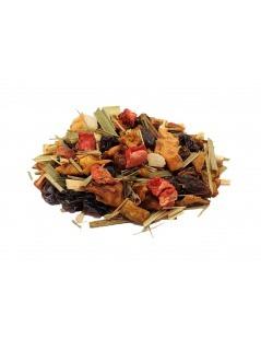Chá de Frutas Morango & Lima