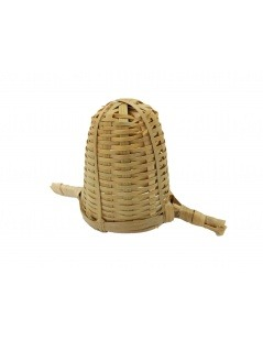 Bamboo Tea Strainer with 2 carry handles