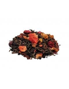 Rouge de thé Pu Erh Baies de l'Empereur