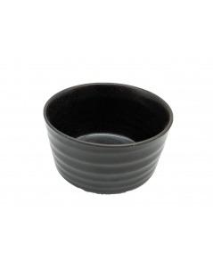 Chawan Black - Porcelain Bowl for Matcha