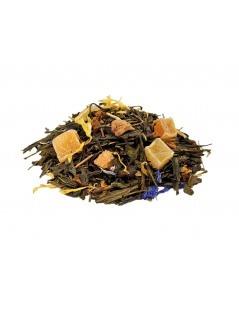 Chá Branco com Frutos Exóticos