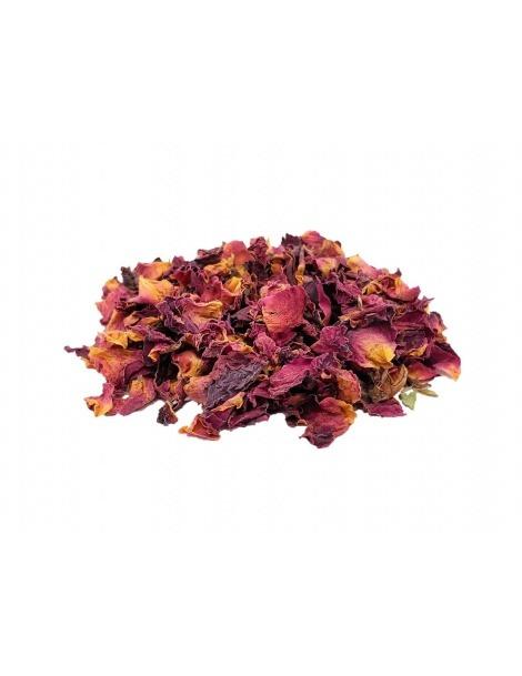 Chá de Rosas (Rosa L.)