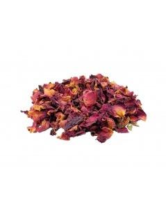 Rose Tea petals (Rosa L.)