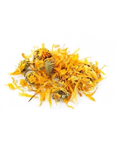 Marigold Flowers (Calendula officinalis L.)