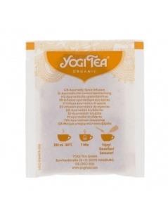 Yogi Tea Licorice Regaliz Alcaçuz - 17 Saquetas