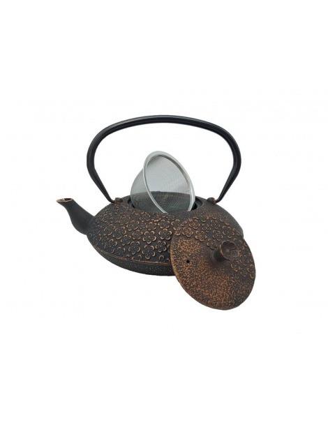Bule de Ferro Jimmu Gold - 1200ml