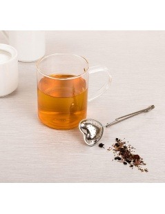 Infusor para Chá - Pinça em Coração