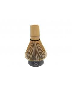 Chasen - Pinsel aus Bambus für matcha Tee