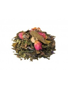 Weißer Tee Rose des Orients