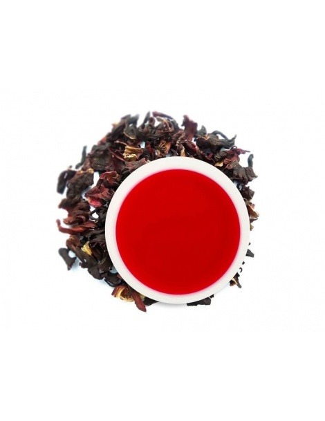 Bio Hibiskusblüten Tee (Hibiscus sabdariffa)