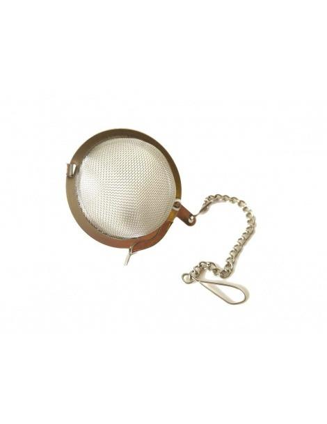 Infusor para Chá - Bola de Rede de 4,5cm