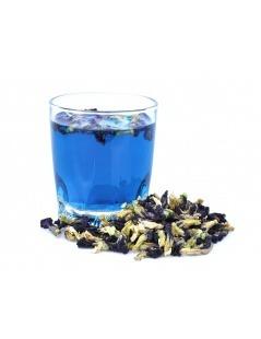 Chá de Malvas em flor (Malva Sylvestris)