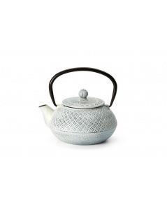 Iron Cast Teapot White Tenshi - 700ml