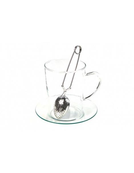 Infusore per il Tè - Pinzette con Scoop