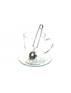 Infuser Tee - Pinzette mit Schaufel