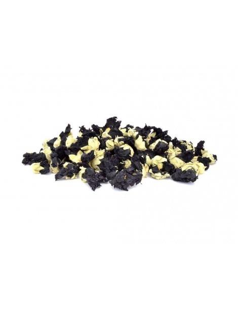 Black Mallow Tea Flowers