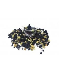 Malva Negra, Flores (Malva Sylvestris)